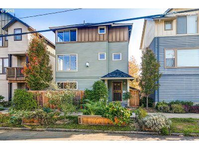 Single Family Home For Sale: 5264 NE Garfield Ave