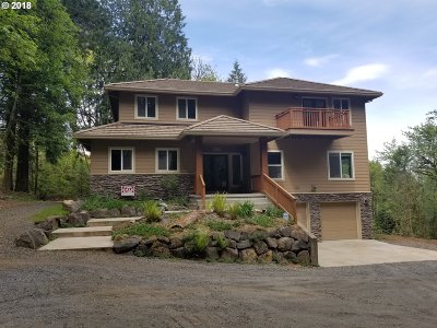 Newberg, Dundee, Mcminnville, Lafayette Single Family Home For Sale: 20250 SW Jaquith Rd