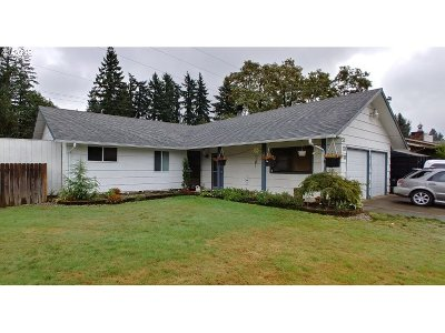 Single Family Home For Sale: 220 NE 199th Ave