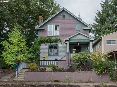 Single Family Home For Sale: 3449 SE 8th Ave