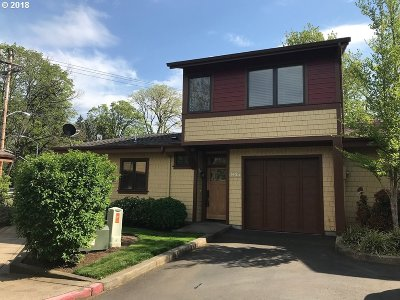 Eugene Condo/Townhouse For Sale: 1435 Perdue Loop
