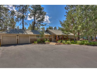 Bend Single Family Home For Sale: 61116 Deer Valley Dr