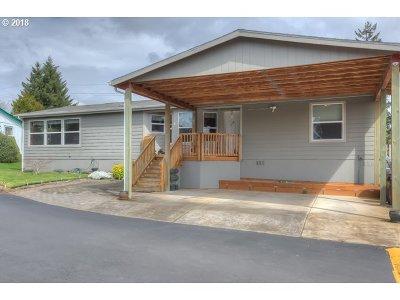 Oregon City, Beavercreek, Molalla, Mulino Single Family Home For Sale: 18780 Central Point Rd #103