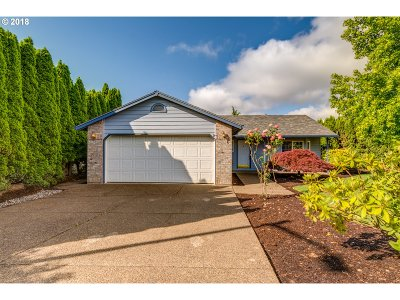 Newberg, Dundee, Mcminnville, Lafayette Single Family Home For Sale: 319 SW 11th St
