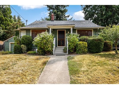 Single Family Home For Sale: 4024 NE 77th Ave