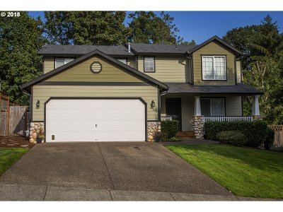 Washougal Single Family Home For Sale: 428 53rd St