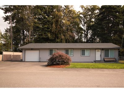 Battle Ground Single Family Home For Sale: 209 SE 3rd Ave