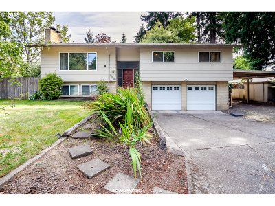 Tigard Single Family Home For Sale: 14500 SW 92nd Ave