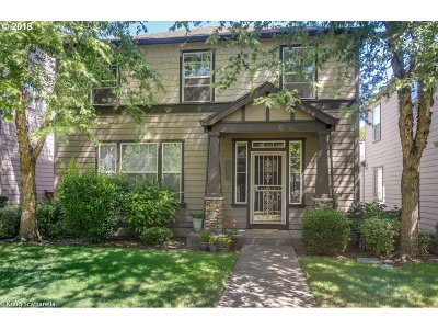 Portland Single Family Home For Sale: 9620 N Haven Ave