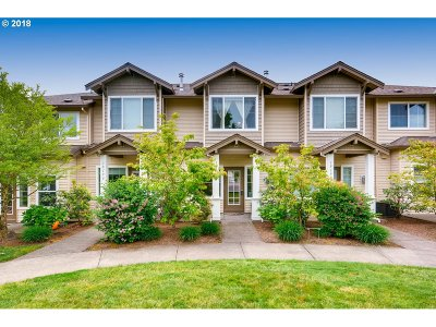 Condo/Townhouse For Sale: 19182 NW Snoqualmie St