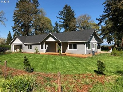Single Family Home For Sale: 95803 Howard Ln
