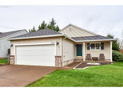 Newberg, Dundee, Mcminnville, Lafayette Single Family Home For Sale: 2291 SW Taylor Dr