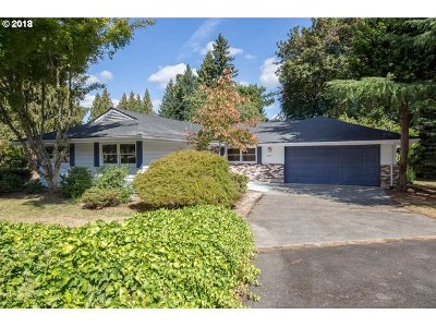 Portland Single Family Home For Sale: 6129 SW California St