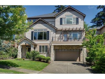Tigard Single Family Home For Sale: 12703 SW Da Vinci Ln