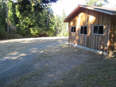 Bandon Residential Lots & Land For Sale: 56534 Tom Smith Rd