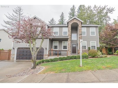 Washougal Single Family Home For Sale: 4665 U St