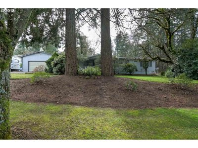 Turner Single Family Home For Sale: 4906 Valley View Rd