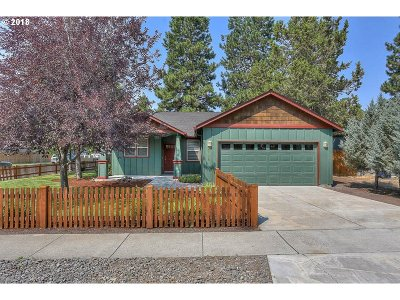 Bend Single Family Home For Sale: 61005 Lodgepole Dr