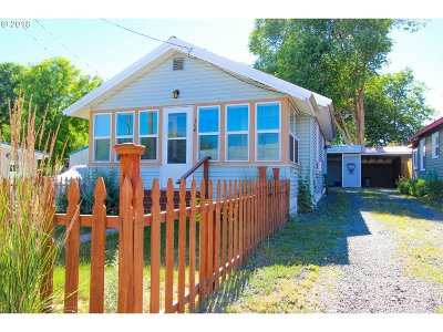 Grant County Single Family Home For Sale: 310 N Canyon Blvd