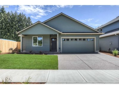 Keizer Single Family Home Sold: 5190 Joan Dr