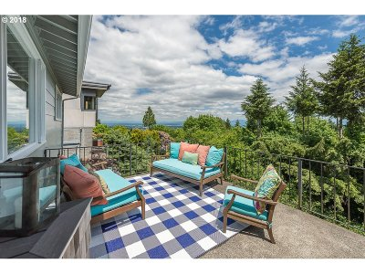 Single Family Home For Sale: 4430 SW Council Crest Dr