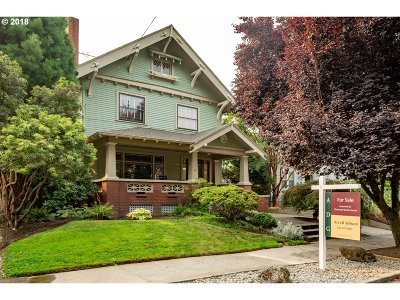 Single Family Home For Sale: 2207 NE 15th Ave
