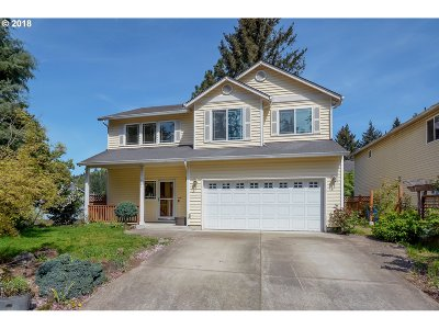 Washougal Single Family Home For Sale: 2321 N M St