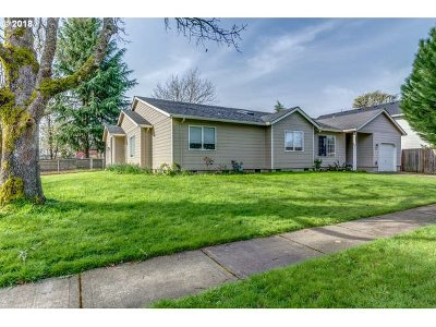 Newberg, Dundee, Mcminnville, Lafayette Single Family Home For Sale: 1210 E 8th St