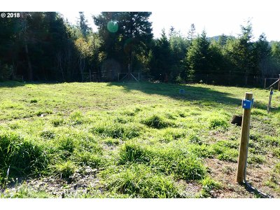 Gold Beach Residential Lots & Land For Sale: Cedar Valley Rd #400