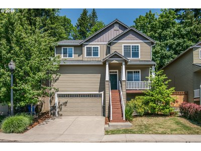 Washougal Single Family Home For Sale: 4751 Z St