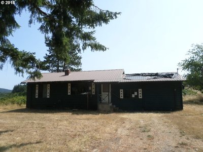 Clackamas County Multi Family Home For Sale: 30636 S Oswalt Rd