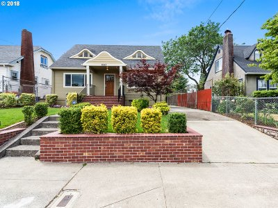 Single Family Home For Sale: 6543 N Interstate Ave