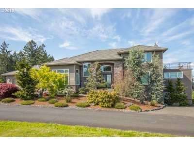 Hillsboro, Beaverton, Tigard Single Family Home For Sale: 13725 SW 329th Ter