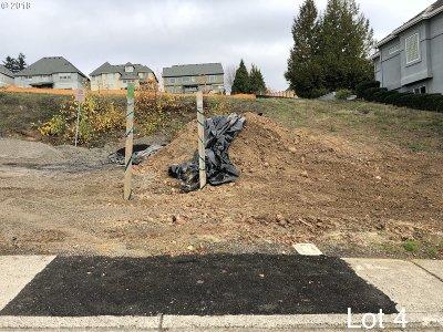 Tigard Residential Lots & Land For Sale: SW Aspen Ridge #Lot 4