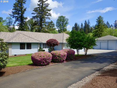 Ridgefield Single Family Home For Sale: 19613 NE 20th Ave