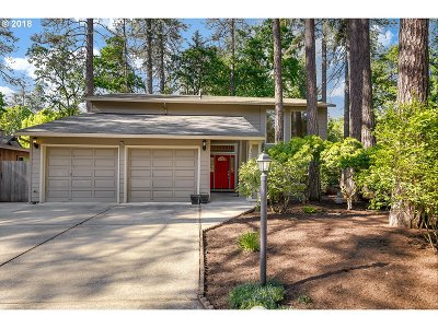Beaverton Single Family Home For Sale: 1625 SW Pheasant Dr