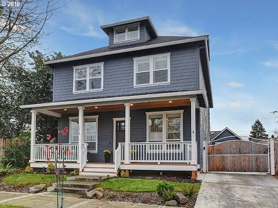 Single Family Home For Sale: 5919 NE 11th Ave