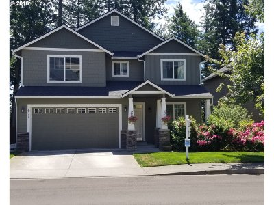 Washougal Single Family Home For Sale: 4568 Y St