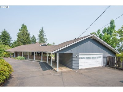 Eugene Single Family Home For Sale: 875 W 36th Ave