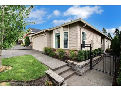 Washougal Single Family Home For Sale: 4962 G St