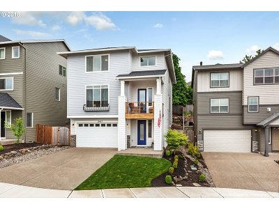 Tigard, Portland Single Family Home For Sale: 12037 SW Autumn View St