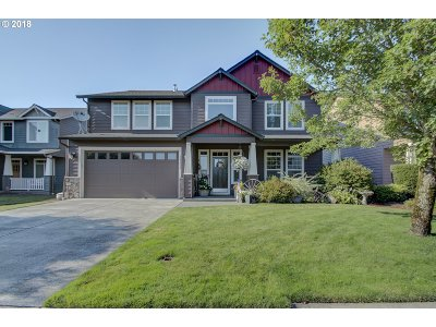 Vancouver Single Family Home For Sale: 18000 NE 22nd Way