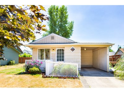 Newberg, Dundee, Mcminnville, Lafayette Single Family Home For Sale: 422 NE 11th St