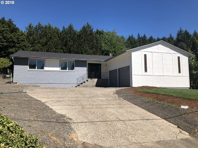 Gresham Single Family Home For Sale: 2620 SW Towle Ave