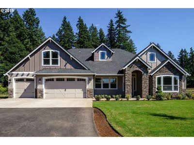 Oregon City Single Family Home For Sale: 15120 S Stevens Rd