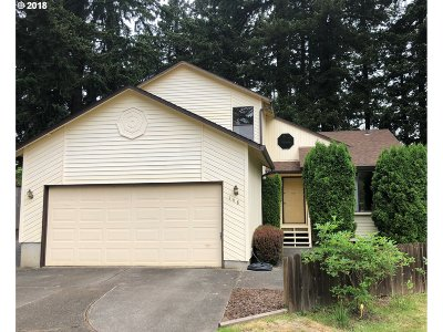 Single Family Home For Sale: 148 SE 151st Ave