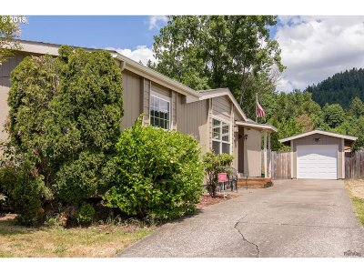 Springfield Single Family Home For Sale: 1191 S 58th St