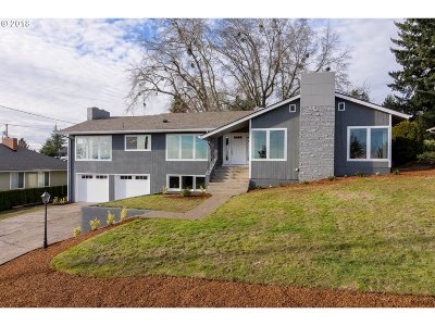 Salem Single Family Home For Sale: 1235 NW Valley View Dr