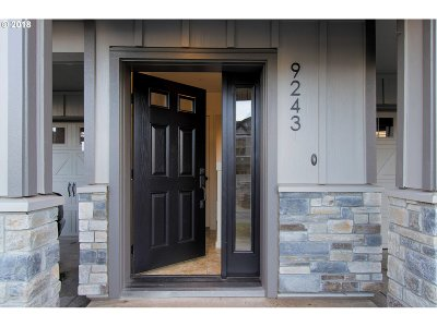 Multnomah County Condo/Townhouse For Sale: 9243 NW Germantown Rd