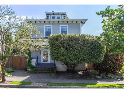 Belmont Single Family Home For Sale: 532 SE 38th Ave